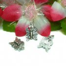 925 STERLING SILVER BUTTERFLY CHARM / PENDANT #14