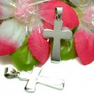 925 STERLING SILVER CROSS CHARM / PENDANT #13
