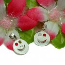 925 STERLING SILVER SMILEY FACE CHARM / PENDANT #40
