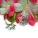 925 STERLING SILVER STAR OF DAVID CHARM / PENDANT #25