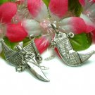 STERLING SILVER ALI BABA SWORD IN SHEATH (OPEN) PENDANT