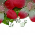925 STERLING SILVER DAISY FLOWER CHARM / PENDANT