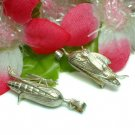 925 STERLING SILVER CORN WITH FLY CHARM / PENDANT