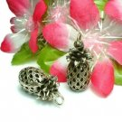 925 STERLING SILVER PINEAPPLE CHARM / PENDANT #268