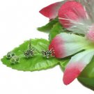 925 STERLING SILVER SPIDER STUD EARRINGS #120
