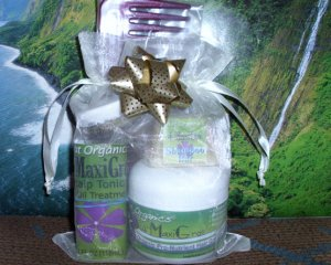 Phat Organics 4-MaxiGro Hair Conditioner with Kosher Marine Collagen