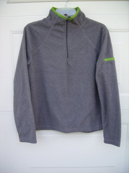 Althletec Fleece Half-Zip SIZE LARGE