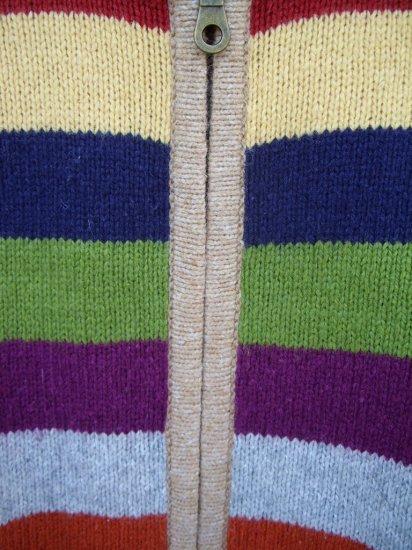 NB Bold Stripe Sweater SIZE MEDIUM