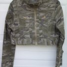 Periscope Camo Jacket SIZE LARGE