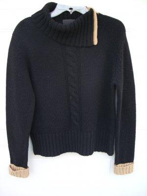 Relativity Black Fashion Sweater SIZE LARGE