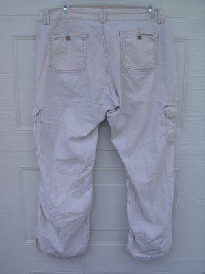 Union Bay Tan Adjustable Pants/Capris SIZE 18