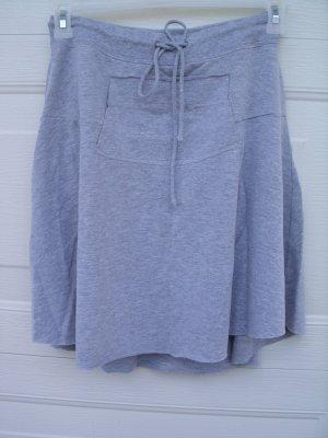 LA Kitty Grey Casual Skirt SIZE LARGE