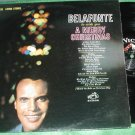HARRY BELAFONTE TO WISH YOU A MERRY CHRISTMAS RECORD LP