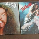 2 MINTY RECORD TED NUGENT WEEKEND WARRIORS Cat Scratch