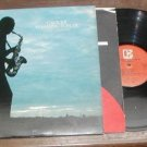 GROVER WASHINGTON LP record COME MORNING JAZZ SAX