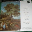 EDWARD VAN REMOORTEL DEBUSSY DUKAS RAVEL RECORD 33