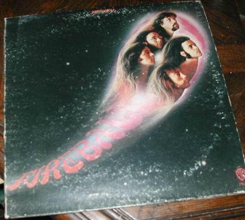 DEEP PURPLE FIREBALL 33 LP VINYL RECORD WARNER BROTHERS