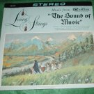 SOUND OF MUSIC LIVING STRINGS RCA RECORD 1965 33 FROM THE MOVIE