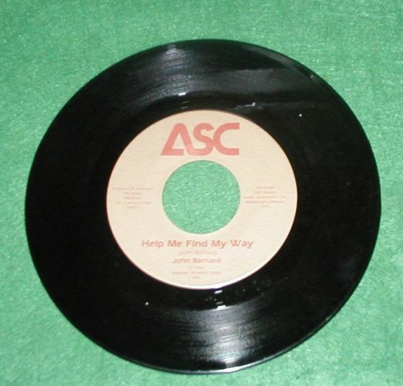JOHN BARNARD HELP ME FIND A WAY WELCOME TO THE CARNIVAL45