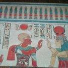EGYPT AFRICA POSTCARD QUEEN'S VALLY TOMB AMEN-HER 1977