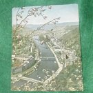 FRANKFORT GERMANY POSTCARD BAD EMS ANDER LAHN RIVER
