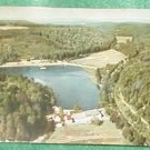 FRANKFORT GERMANY POSTCARD RIVER GELTERSWOOG HOTEL
