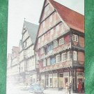 GERMANY POST CARD CALILE HOPPENERHAUS LUNEBURGER HEIDE