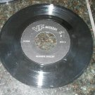 VINTAGE 45 RPM RECORD SEASICK SAILOR COUNTING SONG 45 RECORD KID'S