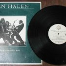 VAN HALEN / WOMEN AND CHILDREN Vinyl LP 1980 RECORD