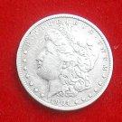 1904 , Morgan Silver Dollar Circulated United States antique coin