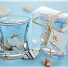 Sea shells Candle