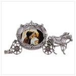 Wedding Carriage Photo Frame