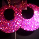 hot pink disco