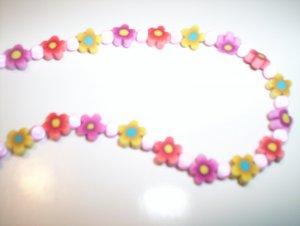 warm color flowers