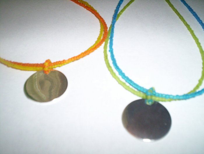 beads & pendant
