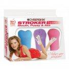 Cyberskin Stroker Triplets - TO8481-7