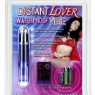 Distant Lover Waterproof Wireless Remote Vibrator - Purple - PD1121-12