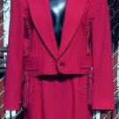 Carlisle 100% wool suit size 8
