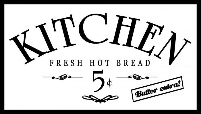 Kitchen - Fresh Hot Bread
