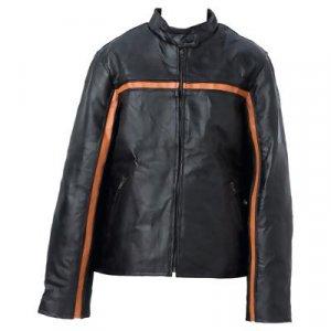 Genuine Leather Ladies Jacket