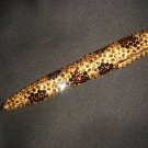 Jimmy Crystal's Swarovski Leopard Pen $140.00