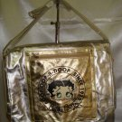 Betty Boop Bag# (BB38C-6592C)Gold & Silver $49.99