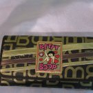 Betty Boop long wallet( BB106W-2406)$29.99