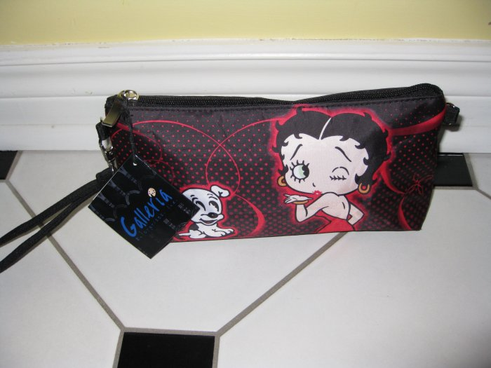 Betty Boop Purse wallet Blowing Kiss style item#710600 $24.99