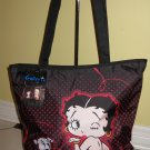 Betty Boop Tote bag Blowing Kiss style #70600A $34.99