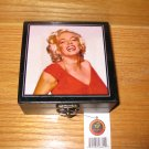 Marilyn  Monroe Coaster set #F-05-B0216 $18.99 (New arrival)