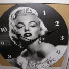 Marilyn  Monroe Clock #F-05-($24.99)New arrival