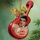 Elvis Presley Guitar Ornament  $14.99