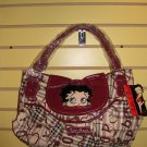 Betty Boop HandBag #BB206B-1173 TN/BUG (Sale $49.99)