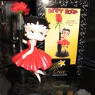 "Betty Boop ""city girl with Bud Vase Figurine(#F1916)$34.99"